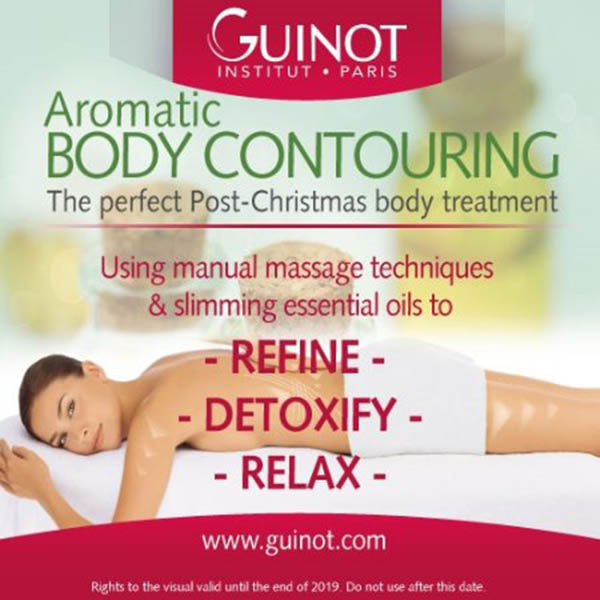 Guinot Aromatic Body Treatment